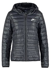 Nike Sportswear Down Jacket Black Black White