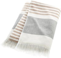 Cb2 Karla Copper Bath Towel