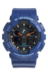 Baby G Shock 'Big Combi' Watch 55Mm X 51Mm