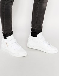 Cayler And Sons Sashimi Mid Trainers White