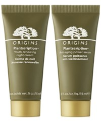 Receive A Free 2 Pc. Gift With 45 Origins Purchase
