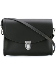The Cambridge Satchel Company 'Push Lock' Black