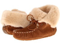 Acorn Sheepskin Moxie Boot Chestnut Women's Boots Brown