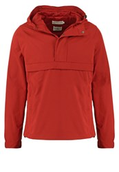Pier One Solid Summer Jacket Red