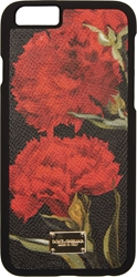 Dolce And Gabbana Red Floral Iphone 6 Case Ssense
