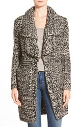 Women's Love Fate Destiny Long Chunky Knit Cardigan