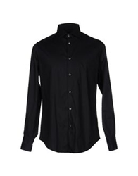 Master Coat Shirts Dark Blue