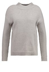 Kiomi Jumper Light Stone Grey