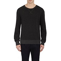 Atm Anthony Thomas Melillo Men's Crewneck Sweatshirt Dark Grey
