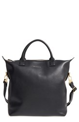 Want Les Essentiels 'Mirabel' Leather Tote Black Jet Black