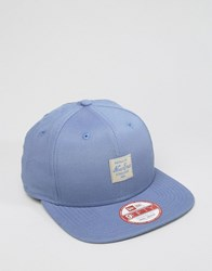 New Era 9Fifty Snapback Cap Oxford Blue