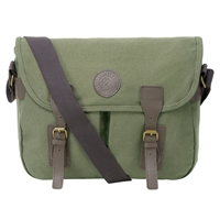 Tog 24 Banbury Canvas Satchel Green