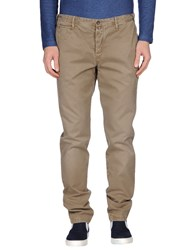 Icon Trousers Casual Trousers Men Khaki