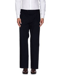 Pal Zileri Trousers Casual Trousers Men Dark Blue