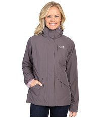 The North Face Boundary Triclimate Jacket Rabbit Grey Women's Coat Gray