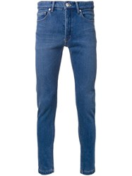 Bedwin And The Heartbreakers Skinny Jeans Blue