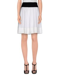 Atos Lombardini Skirts Mini Skirts Women