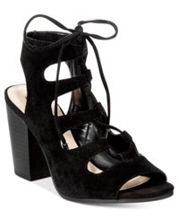 Inc International Concepts Radka Dress Sandals Only At Macy's Women's Shoes Black