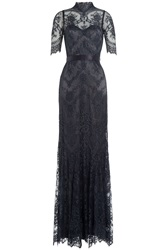 Catherine Deane Lace Gown Blue