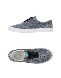 Bucketfeet Low Tops And Trainers Grey