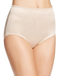 Tc Fine Shapewear Intimates Waistline Gripper Brief 4064 Cupid Nude