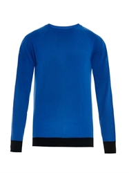 Balenciaga Bi Colour Cashmere Sweater
