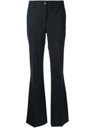 P.A.R.O.S.H. Flared Trousers Grey