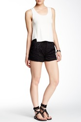 Eleven Paris Textured Short Black
