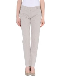 Lorena Antoniazzi Casual Pants Light Grey