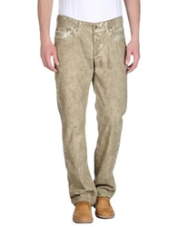 Prps Goods And Co. Casual Pants Sand