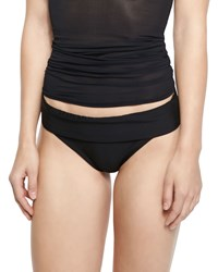 Luxe By Lisa Vogel Premiere Fold Over Swim Bottom Women's