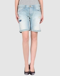 Twenty8twelve Denim Bermudas Blue