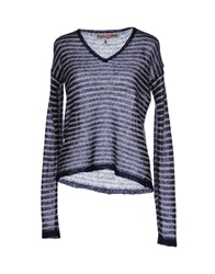 Cycle Sweaters Dark Blue