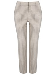 Phase Eight Alice Circle Trousers Ivory Stone
