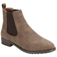 John Lewis Chelsea Ankle Boots Faun
