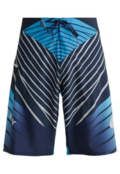 Oakley The Point Swimming Shorts Pacific Blue