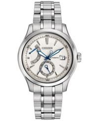 Citizen Men's Automatic Grand Classic Stainless Steel Bracelet Watch 43Mm Nb3010 52A No Color