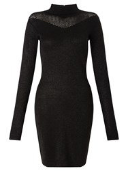 Supertrash Darika Dress Black