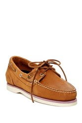 Timberland Amherst Boat Shoe Brown