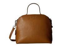 Lodis Kate Caitlyn Medium Satchel Toffee Satchel Handbags Brown