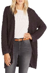 Billabong Women's All Fur You Cardigan