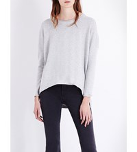 French Connection Viva Vhari Knitted Jumper Grey