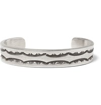 Foundwell Vintage Mexican Sterling Silver Cuff