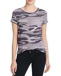 Alternative Apparel Ideal Star Print Tee 100 Bloomingdale's Exclusive Grey Camo
