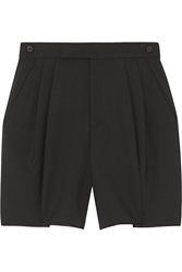 Marc Jacobs Wool And Mohair Blend Shorts