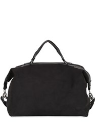 Numero 00 Faux Leather Weekender Bag
