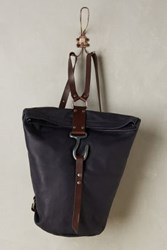 Anthropologie Bethune Backpack Navy