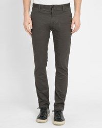 Minimum Dark Grey Norden Pr Chinos