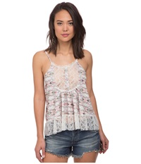 Whitney Eve Bamboo Orchid Top Pink Haze Women's Clothing