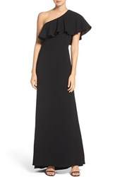 Vince Camuto Women's Asymmetrical Gown